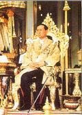 HM the King at the Golden Jubilee Celebrations
